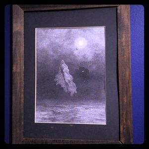 Other - Wood Frame Painting